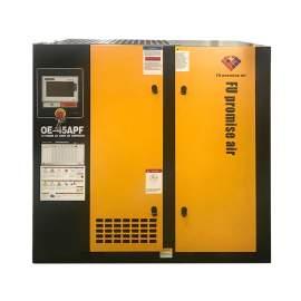 268 CFM 116 PSI Rotary Screw Air Compressor 460V 3-Phase 60HP