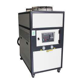 Air-cooled Industrial Chiller 10 HP 230V 3 Phase