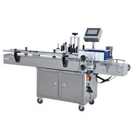 Automatic Round Bottle Labeling Machine A