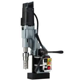 "Magnetic Drilling Machine up to 2-3/16"" Diam, Var. Speed, L/R (110V)"