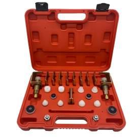 Multiple Flushing and Leak Test Adapter Kit for Flush Machine