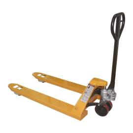 """Manual Pallet Jack Truck with 5500 lbs Capacity 27""""W x 45""""L Fork"""