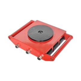 33000Lb.  Dolly Skate with 360 Degree Swivel Rotation Cap Plate