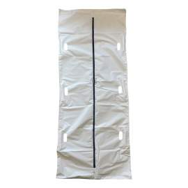 """Body Bag Size 92""""×36"""" With 6 Handle  Integrated PEVA With Envelop Bag"""