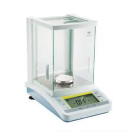 100g 0.1mg Manual Calibration Electronic Analyze Balance