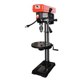 13-Inch 12 Speed Bench Drill Press with Light and Laser