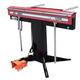 """48"""" Industrial Magnetic Sheet Metal Press Brake, Pan And Box Bending Machine 1-Phase 220V"""