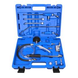 USA Patent 4in1 Kit With Tire Inflator Air Blow Gun Nozzles