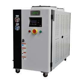 5HP Air-cooled Industrial chiller  460V 3-P 60HZ
