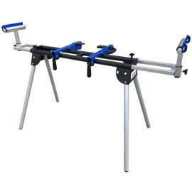 76-49/64'' Heavy-Duty Universal Portable Miter Saw Stand