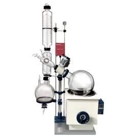 13-Gallon/50L Manual Lifting Rotary Evaporator