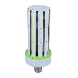 150W E39 LED Corn Light Bulb DLC 19500lm 100-300Vac 5000k Daylight