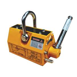 Permanent Magnet Lifter 880 LB 3 Times Safety Factor