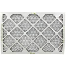 Pleated Air Filters MERV8 12in. x 20in. x 1in. Qty 12