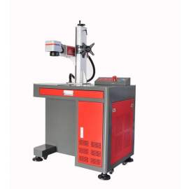 Integrated  JPT 30W Deep Engraving Fiber Laser Marking Machine FDA