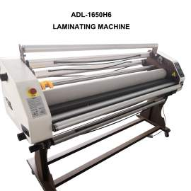 """65.62 feet/min High Speed 65"""" Wide Format Heat Assisted Cold Laminator"""