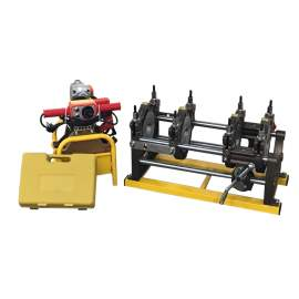 90 To 250mm 4 Clamps Pipe Fusion Welding Machine For PP PB PVDF PPR
