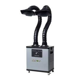 200W Solder Fume Purifier for CO2 Laser soldering Welding Marking