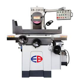 6'' x 18'' Two Axis Automatic Surface Grinding Machine 220V / 460V 3HP Made in Taiwan
