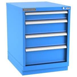 Champion Modular Series Desk Height 4 Drawers NW1200-0401ILC-FTB