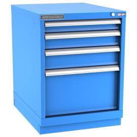 Champion Modular Series Desk Height 4 Drawers NW1200-0402ILC-FTB