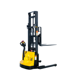 Full Electric Stacker 3000lbs Capacity 79'' Max lifting height
