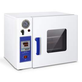 50L 1.9CF Vacuum Drying Oven 2 Sides Heating 110V 1250W Benchtop