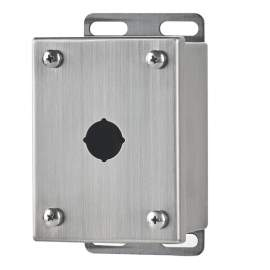 5 x 4 x 3In 304 Stainless Steel Push Buttom Station Enclosure