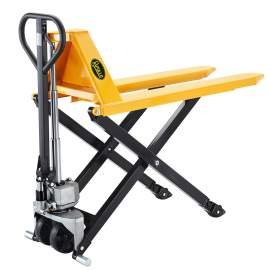 """Pallet Lift 2200lbs Capacity 45""""Lx27""""W Fork 31.5'' Raised Height JF"""