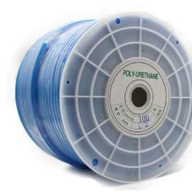 "1/2"" OD x 328ft Polyurethane Tubing Blue"