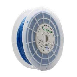 "1/8""OD x 656ft Polyurethane Tubing Blue"
