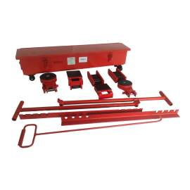 Machinery Skate Kit 44000 lbs Capacity