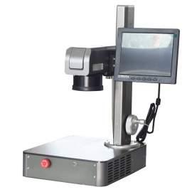 Raycus 20W Hand Held Fiber Laser Marking Machine EZ Cad FDA Certified 1