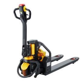 """Lithium Full Electric Pallet Jack Truck 2640 lbs Capacity 48""""x27"""""""