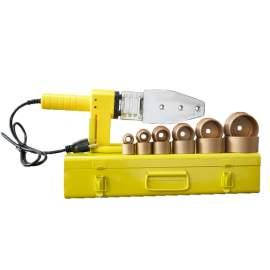 20 - 63 mm Pipe Welding Machine Automatic Electric PPR PE PP Tube Hot Melt Machine
