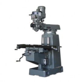 Sharp Industries TMV Vertical Knee Mill TMV