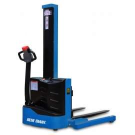 "Blue Giant 116"" Lift EPS Powered Walkie Stacker EPS-22-116"