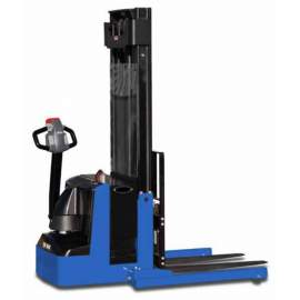 """Blue Giant 130"""" Lift Powered Walkie Stacker BGS-25-130"""