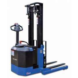 "Blue Giant 157"" Lift Powered Walkie Stacker BGN-40-157"