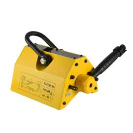 Permanent Magnetic Lifter 2200 lbs Lifting Magnet for Round Material