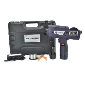 Handheld Building Automatic Rebar Typing Tool Kit With 2 Coil
