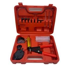 Brake and Clutch Fluid Hand Pump Vacuum Bleeder Tool Kits