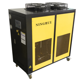 5 Tons Industrial Air Cooled Chiller 460V 3Phase