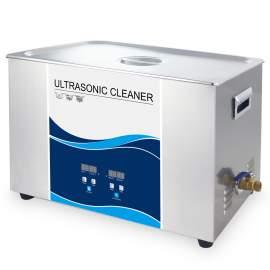 7.9 Gal Digital Ultrasonic Cleaner 600W 40Khz Degassing Lab Car Parts