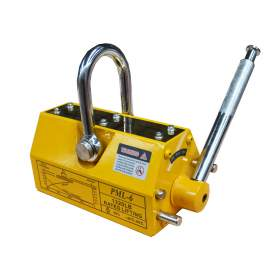 Permanent Magnet Lifter 1320 LB 3 Times Safety Factor
