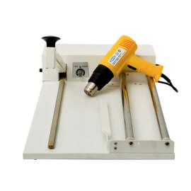 Manual Shrink Wrap System 18 in I-Bar Sealer & 530W Heat Gun