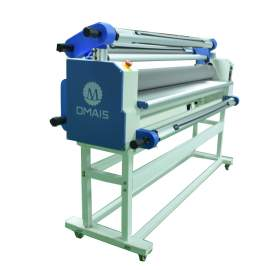 """67"""" Pneumatic Wide Format Cold Roll Laminator Automatic"""
