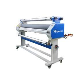 """Full-Auto 67"""" Wide Format Heat Assisted Cold Laminator P1"""
