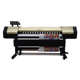 6ft Roll to Roll UV Inkjet Printer With DX7 Epson Print Head