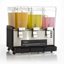 Omega OSD30 Triple 3-Gallon Bowl Drink Dispenser